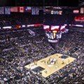 Geez, The AT&T Center Could've At Least Had A Garage Sale