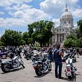 500 Bikers Rallied In Downtown Waco This Weekend