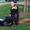Video Shows Police Detaining Black Teens While White Teens Told To Go Home