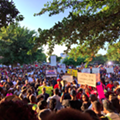 7 Photos And Videos Of McKinney Pool Party Protest