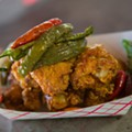 Clear Those Sinuses Up With Attagirl's Hot Chicken