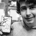 Daniel Johnston Coming To The Paper Tiger