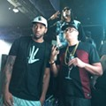 Nothin' But A 90,000 G Thang: Kawhi Leonard Hangs Out With Snoop