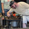 Caliente Hot Glass Studio Doubled The Size Of Its Operation