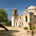 'National Geographic' Recommends A San Antonio Missions Visit