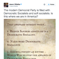 Texas Rep. Claims Bernie Sanders Is a Nazi