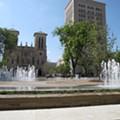 San Antonio Considering Banning Smoking at Main Plaza, Travis Park