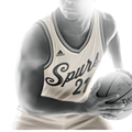 Check Out the Spurs' Christmas Uniforms