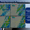 Severe Weather Possible Tonight, Tomorrow Morning