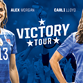 Tickets Are Still Available to See the World Champion U.S. Women's National Team Play at the Alamodome
