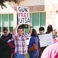 UTSA Releases Preliminary Recommendations for Gun-Free Zones
