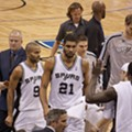 Tim Duncan Held Scoreless for First Time in 19 Years