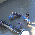San Antonio River Should Be Refilled by Friday Afternoon