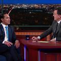 Watch Former San Antonio Mayor Julian Castro Get a Spanish Lesson, Deflect Veep Talk on <i>The Late Show</i>