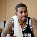Spurs Big Man LaMarcus Aldridge Named Western Conference Player of the Week