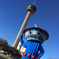 There's a Contest to Name the New Tower of Americas' Mascot