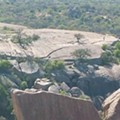 Do You Have Information About the Jerks Who Tagged Enchanted Rock?