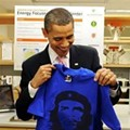 Ag Commissioner Sid Miller Posts Fake Photo of Obama With a Che Guevera T-Shirt