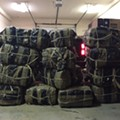 Texas Game Wardens Found Nearly a Half-ton of Pot Buried in Dunes on South Padre Island