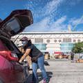 San Antonio Food Bank will give brisket and sausage at final 2020 mega-distribution on Tuesday