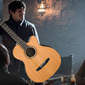 Check Out Ramsay Bolton's Soft Side in His Folk-pop Band