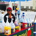 Alamo Raspa Vendors Sling Snow Cones — For Now