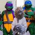 SciFest Returns This Weekend With Ninja Turtles, Cosplay, and Art Vendors