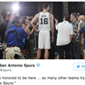Gasol Stands Tall With The Spurs