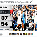 Patty Mills Leads Spurs to Victory