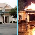 Investigators Say Victoria Mosque Fire Was Arson