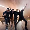 Legendary Thrashers Metallica Return to San Antonio