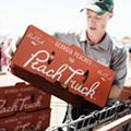 Here's where you can find the Georgia Peach Truck when it rolls into San Antonio
