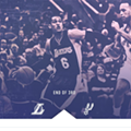 Spurs Suffer Sloppy Loss to Lakers