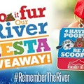 Win a Fiesta Medal By Taking a Selfie with Your Pet's Poop