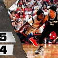 Rockets Blow Past Spurs, Tie Series at 2-2