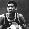 Watch the Finals with George The Iceman Gervin at Slackers