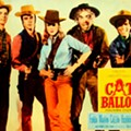 The Briscoe's Women of the West Film Series Continues Tuesday with the 1965 Spoof 'Cat Ballou'