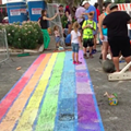 Council Clashes Over Proposed $68,000 Rainbow Crosswalk