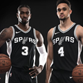 Spurs to Face Timberwolves on Opening Night in New Uniforms