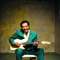 Legendary Guitarist Bobby Rush to Play Tobin Center