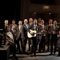 Texas Troubadour Lyle Lovett Returns to the Alamo City with His Large Band in Tow