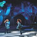 Cirque du Soleil Turns AT&T Center Into Icy Wonderland This Weekend