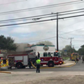 Sunday Morning Fire Hits Chris Madrid's
