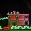 Check Out This San Antonio Home's Star Wars-Inspired Christmas Light Show