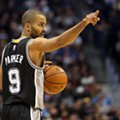 Tony Parker Not Starting Point Guard for First Time in Nearly 8 Years