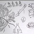 David Alcantar Blurs Boundaries Between Fine Art and Tattoo Culture