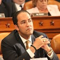 "San Antonio Rep. Will Hurd: ""I do believe we're letting the Russians win"""