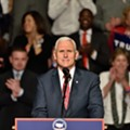 Mike Pence is Coming to San Antonio Friday to Fundraise for President Trump