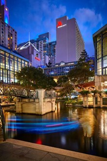 San Antonio Marriott Rivercenter - Uploaded by Christine Mary Finnegan