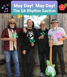 May Day! SA Rhythm Section! LIVE! - Uploaded by The Jackson Ranch